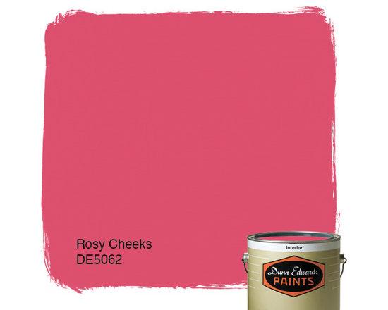 Dunn-Edwards Paints Rosy Cheeks DE5062 -