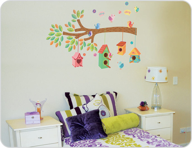 Wall decal stickers sydney ~ Color the walls of your house