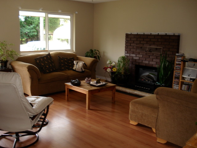 Sooke Staging Project eclectic