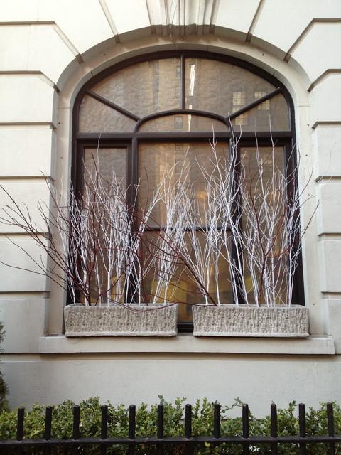 city window boxes