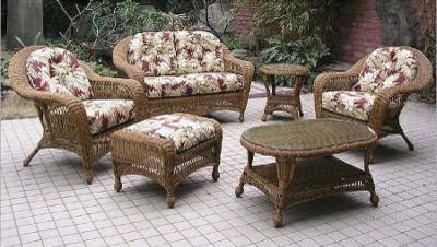 Outdoor Wicker outdoor-chairs