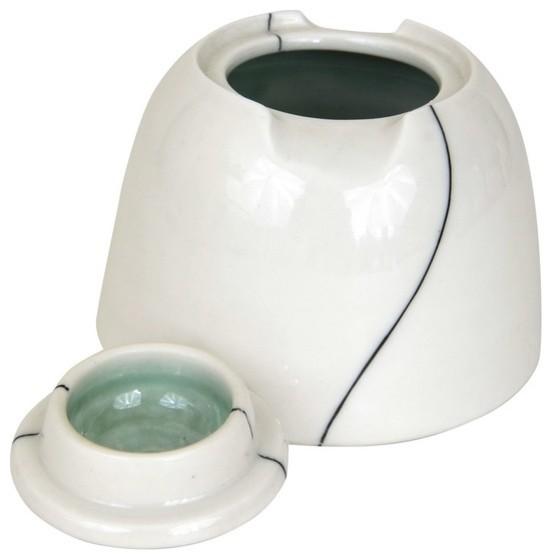 Lidded Jar - Mini modern-kitchen-canisters-and-jars