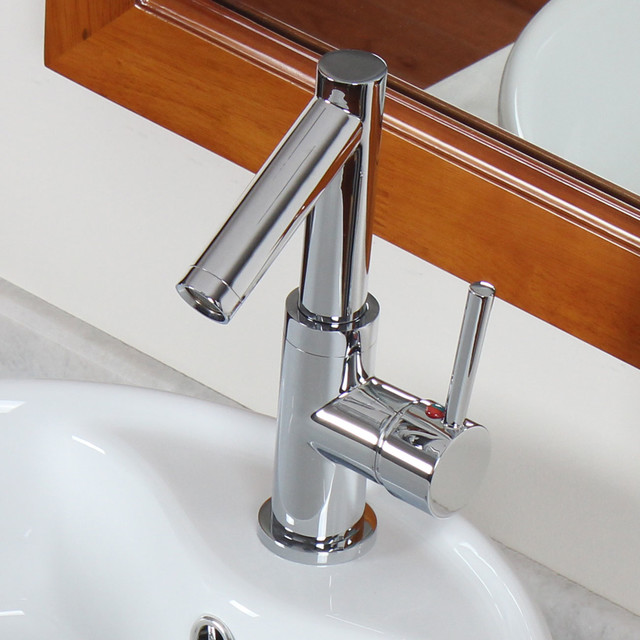 Elegant Luxury Polished Brass Single Handle Bathroom Faucets DL4806H  EBay