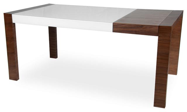 Ken Walnut Dining room Table Contemporary Dining Tables : contemporary dining tables from houzz.com size 640 x 384 jpeg 27kB
