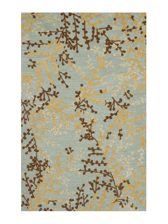 Plum Blossoms - Plum Blossoms is available in a variety of standard sizes at Hemphill's Rugs & Carpets Costa Mesa, CA - NOTE: This rug has been dropped by KARASTAN. However, we can re-create it - custom colors and sizes availalble.