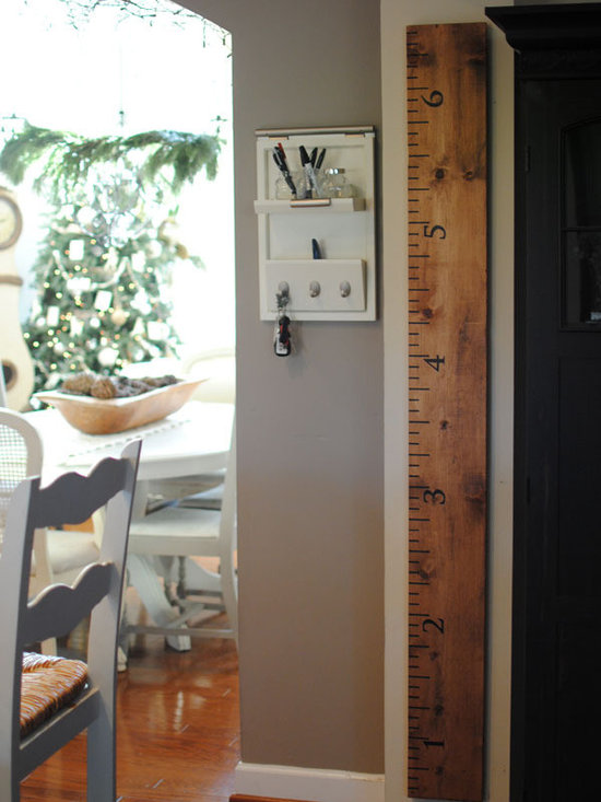 Oversized Ruler Growth Chart -