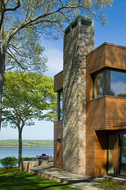Modern Home contemporary-exterior