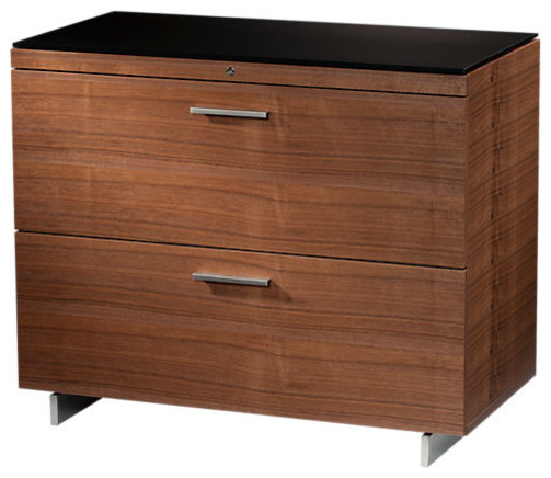 Sequel Lateral File Cabinet - Contemporary - Filing Cabinets