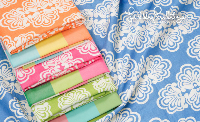 Lilly Pulitzer Home Decor Fabrics - Fabric - san francisco - by GREAT FINDS Designer Fabric ...