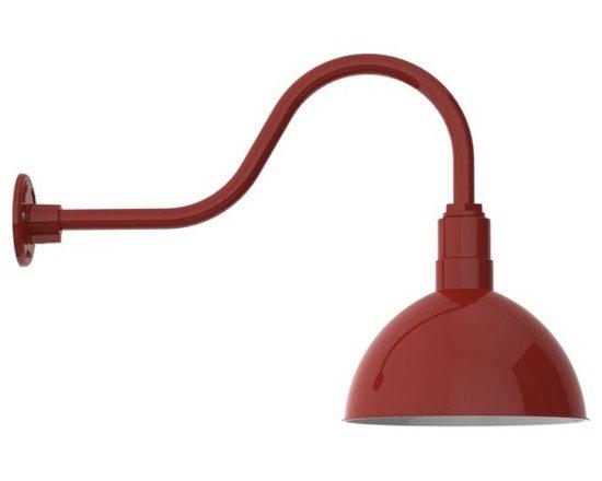 The Wesco Gooseneck Light -