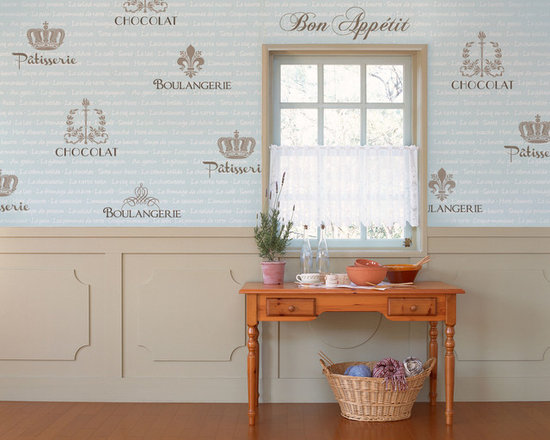 Stencils and Patterns for Walls and Furniture