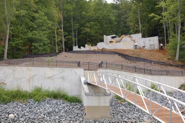 Lake Bluff Lodge (Under Construction) rustic