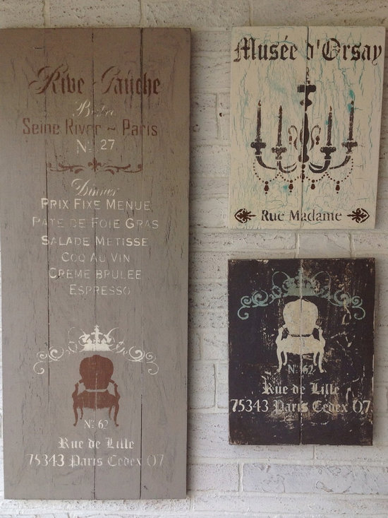 French Country Decor -