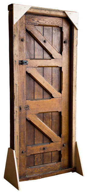 Antique Gothic Chapel Door - Windows And Doors - calgary - by Uniquities Architectural Antiques ...