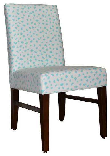 Upholstered Desk Chair transitional-office-chairs