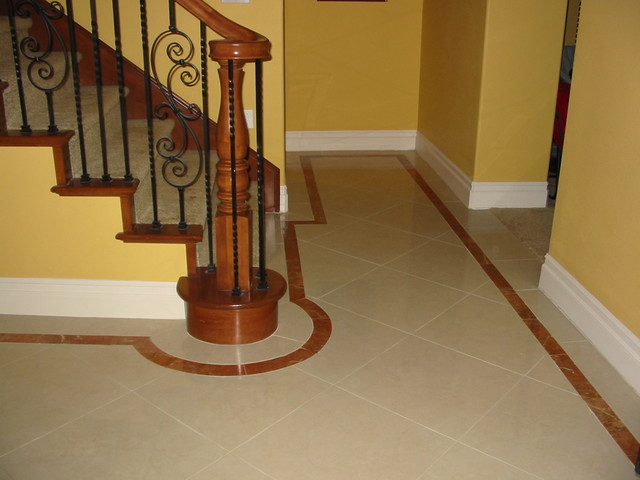 Our Entry Way Creations Traditional Hall San Diego By Flooring Creations