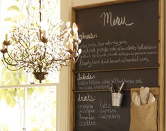 Rustic Wall Organizer eclectic-bulletin-boards-and-chalkboards