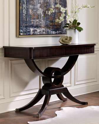 John-Richard Collection Trenton Console traditional coffee tables