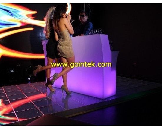 event decoration led bar -