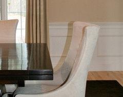 Rachel Hazelton Interior Design contemporary-dining-room