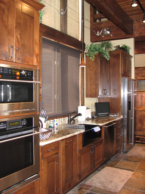D&M Designs - Interiors & Blinds traditional-kitchen