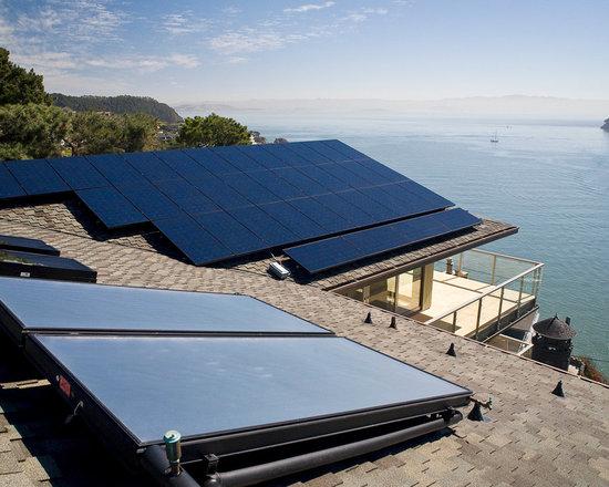 Eco-friendly Modern in Tiburon - E. Andrew McKinney