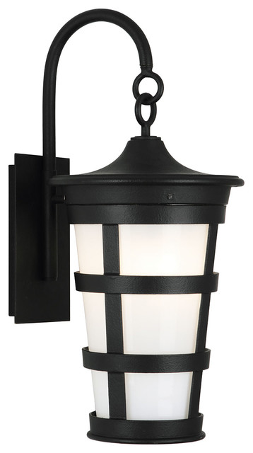 Robert Abbey Rico Espinet Vaux Wrought Iron Wall Sconce - Traditional - Outdoor Wall Lights And ...