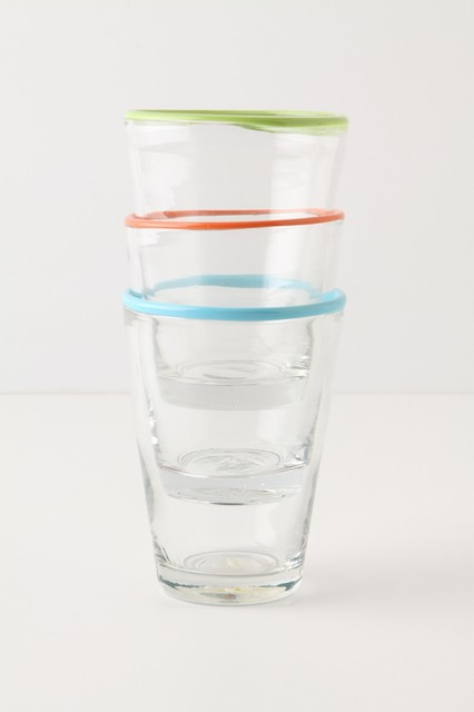 Contemporary Everyday Glasses by Anthropologie
