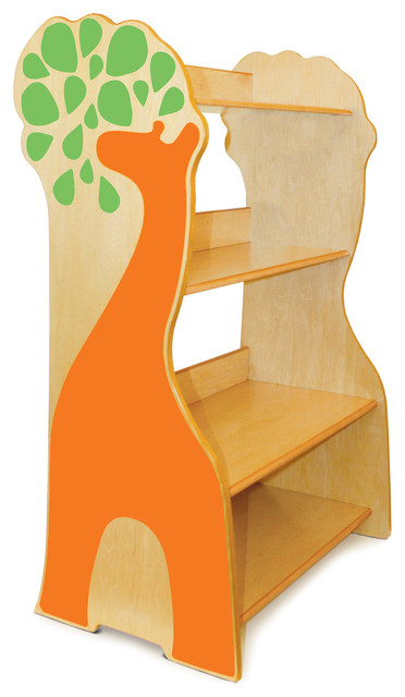Pkolino - Giraffe Book Case modern toy storage