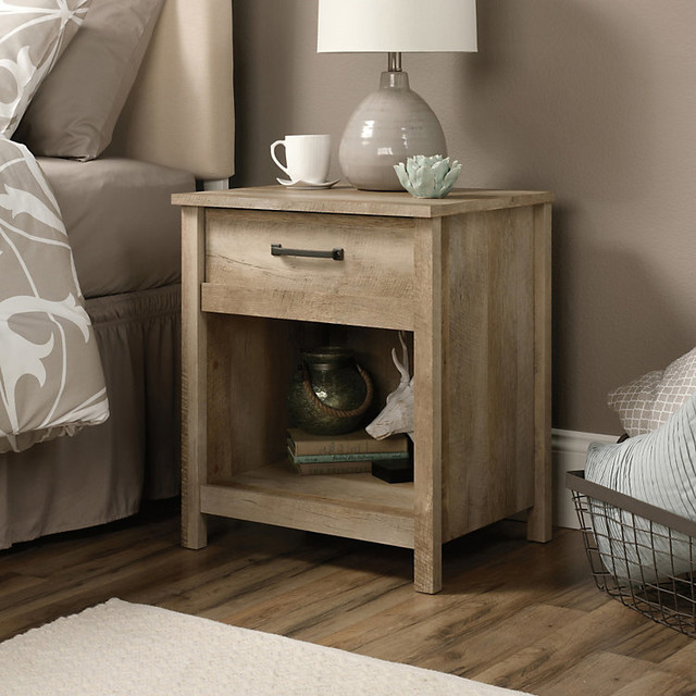 Bedroom Smart Furniture Rustic Nightstands And