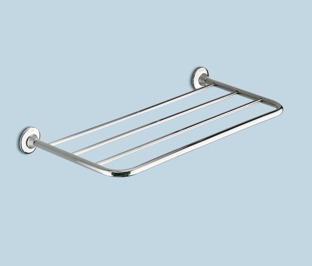 traditional towel bars and hooks by Quality Bath