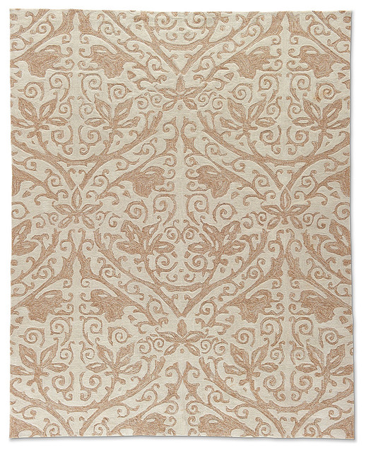 Batik Outdoor Rug Traditional Outdoor Rugs by FRONTGATE