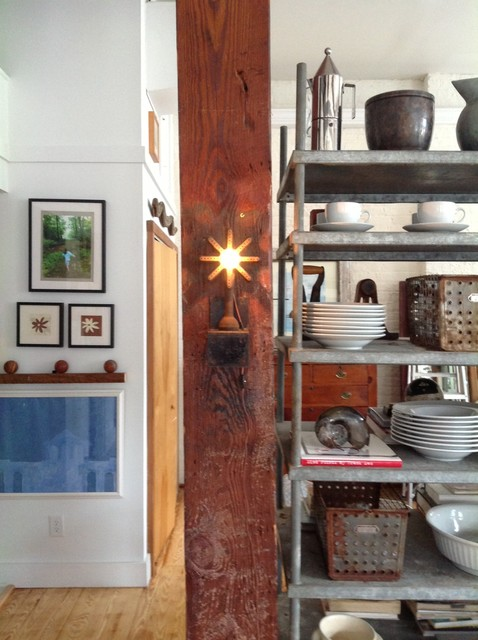 RESTORING STYLE -LIGHT eclectic-dining-room