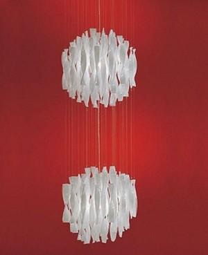 Aura 60/2 chandelier modern-chandeliers