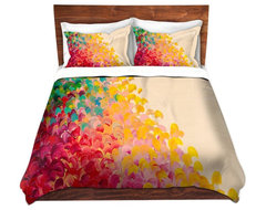 Duvet Cover Microfiber by Julia Di Sano - Creation in Color 2 modern-duvet-covers-and-duvet-sets