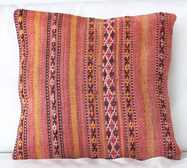 Pillow rustic-decorative-pillows