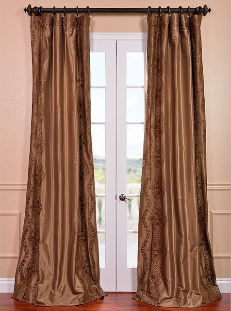 Good Curtains Ideas 108 Inch Curtain : ... 108 Inch Curtain Panel   Contemporary