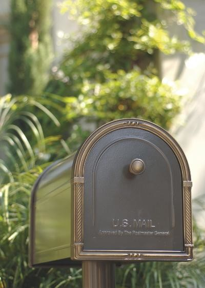 Avalon Post Mount mailboxes