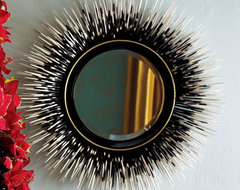 Janice Minor 'Porcupine Quill' Mirror eclectic-wall-mirrors