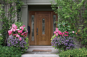 Curbside Appeal traditional-front-doors