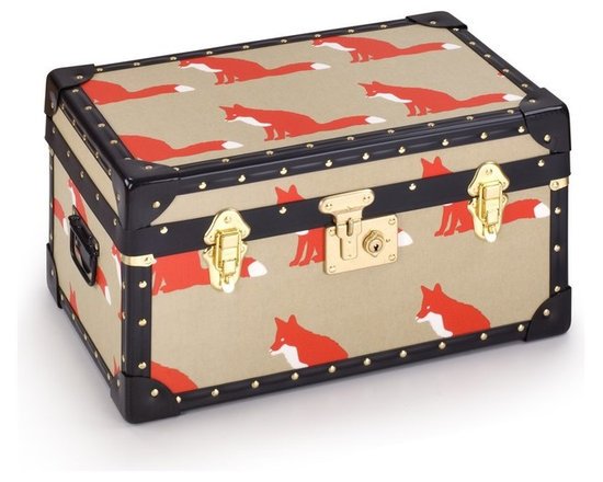 Anorak Proud Fox Tuck Box -