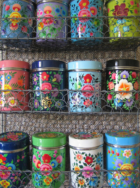 Eclectic Food Containers And Storage by Not on the High Street