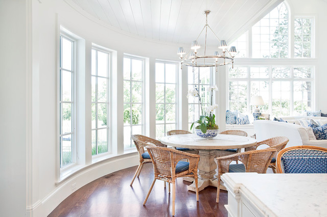 Sugar House, Utah Luxury Home by Markay Johnson Construction traditional-dining-room