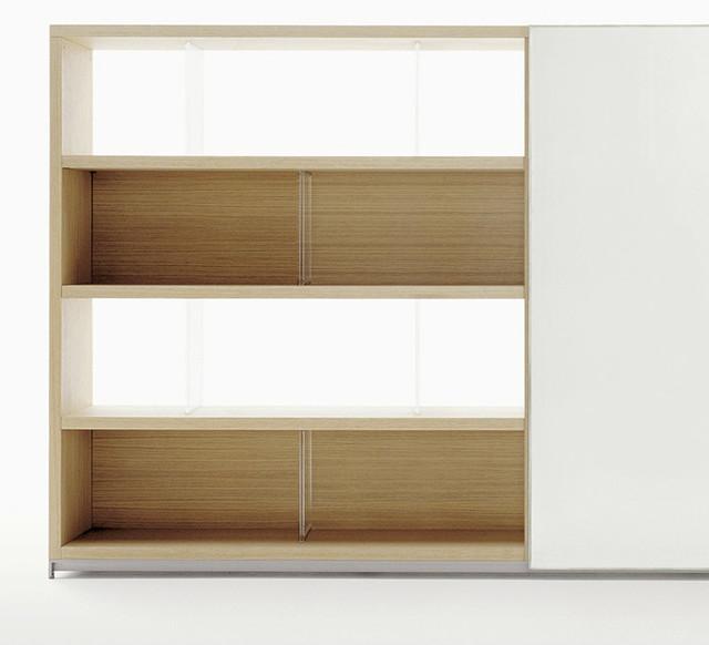 Maxalto Mida Bookcase modern-bookcases