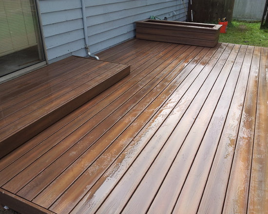Decks - Fiberon Horizon IPE  Decking With Phantom Hidden Deck Fasteners