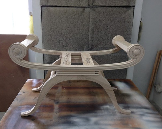 Benchs - Bench Style Louis XV ( Before )