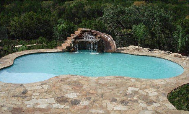 Custom Swimming Pools hot-tub-and-pool-supplies