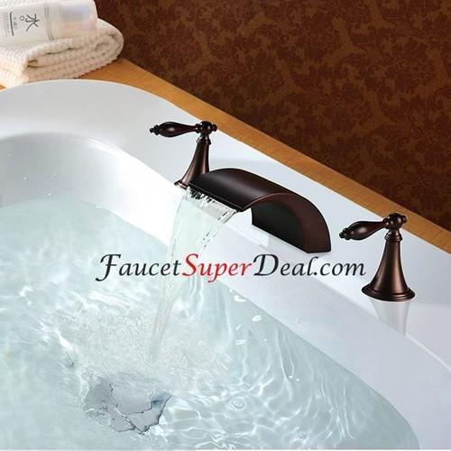 Bathtub Faucets traditional-bathroom-faucets