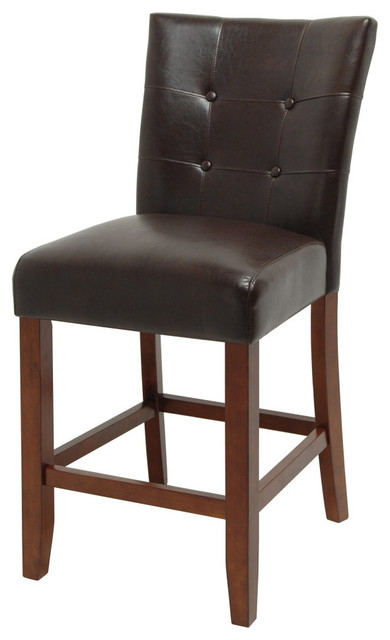Steve Silver Montibello Counter Height Stool (Set of 2) contemporary-bar-stools-and-counter-stools