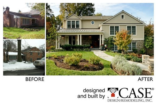 Astounding Home Exterior Makeovers